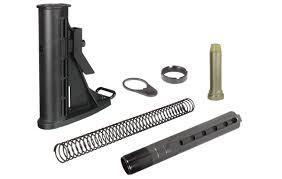 UTG Combat OPS 6 Position Stock AR 15 Schaft Kit