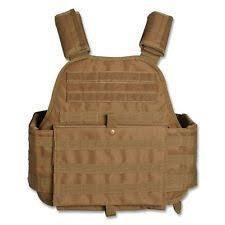Plate Carrier Weste
